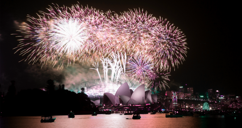Tickets for New Year's Eve Picnic + Membership Ticket Bundle in Sydney from Ticketbooth