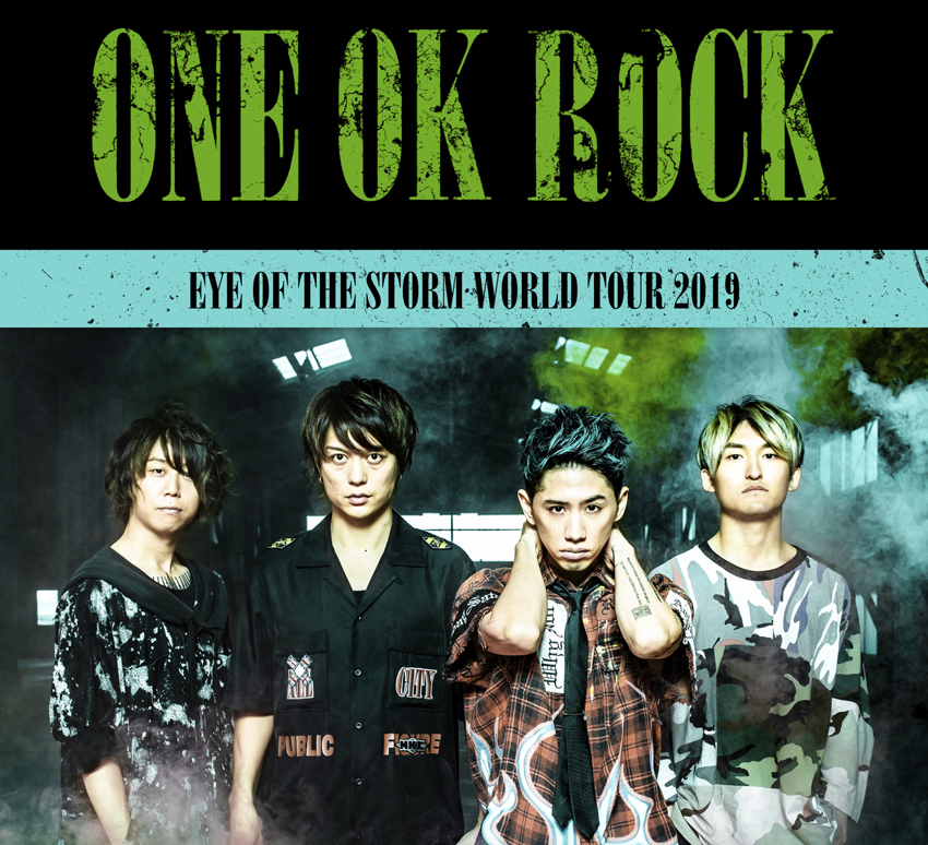 Tickets for ONE OK ROCK TICKETLESS VIP at C3 Stage in Guadalajara from Warner Music Group