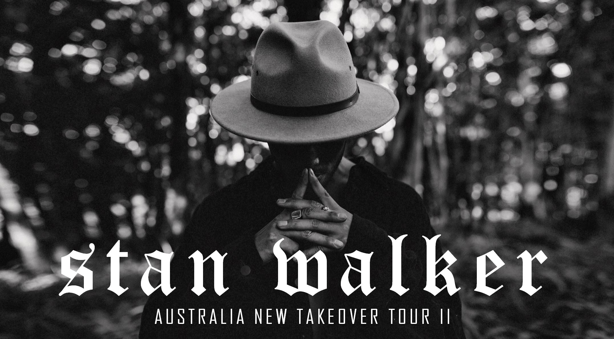 Tickets for STAN WALKER - New Takeover Tour II - DARWIN in Moulden from Ticketspace