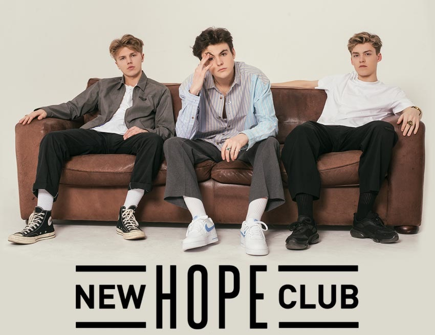Find tickets from New Hope Club VIP