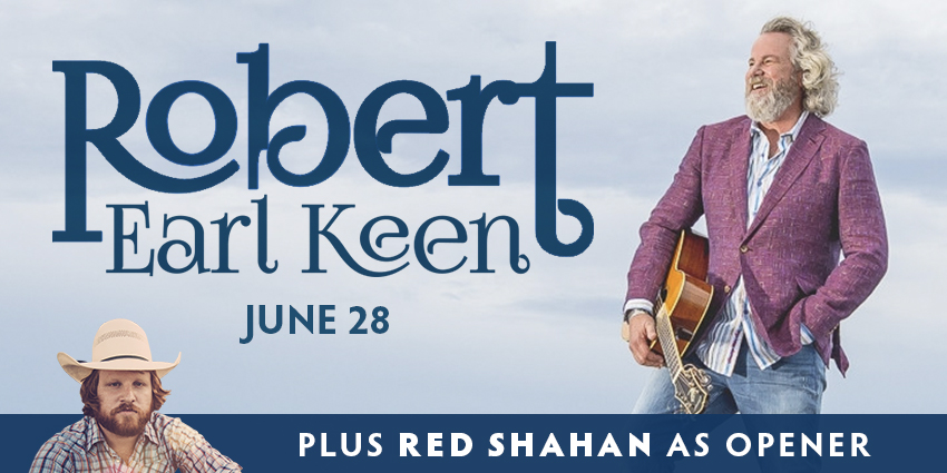 Tickets for Robert Earl Keen in Colorado Springs from ShowClix