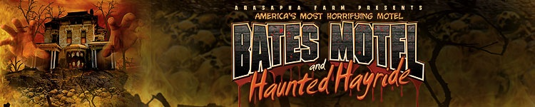 Find tickets from Bates Motel & Haunted Hayride