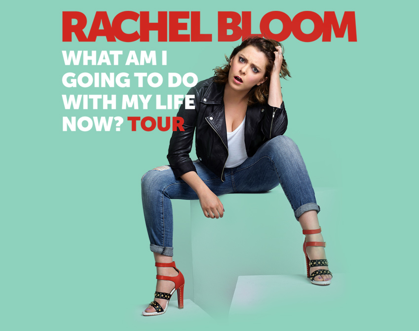 Tickets for Rachel Bloom VIP Packages: Riverside Theater in Milwaukee from One Live Media