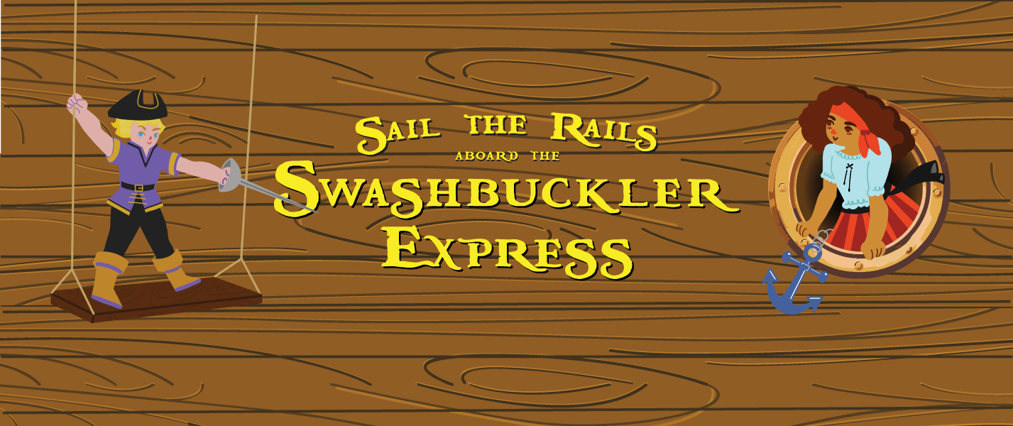 Tickets for Swashbuckler Express in Grapevine from Grapevine TicketLine