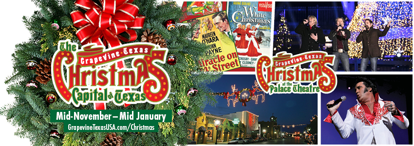 Tickets for A Merry Little Christmas Show with Ricki Derek in Grapevine from Grapevine TicketLine