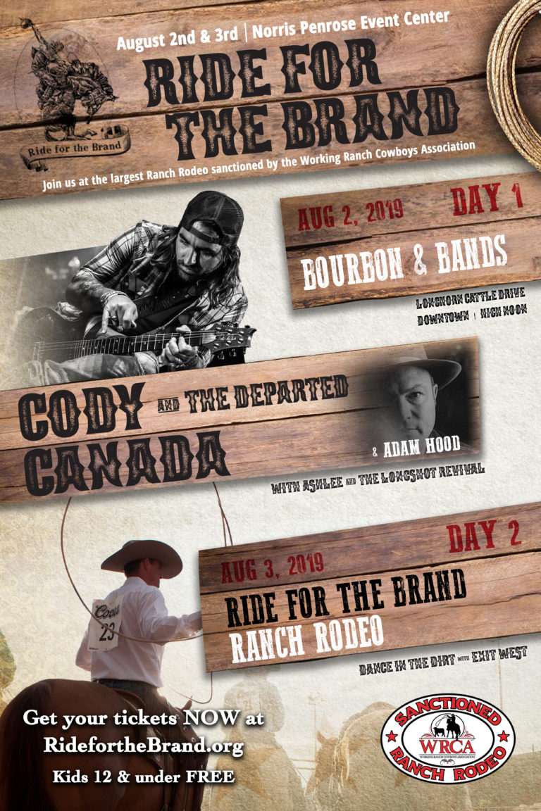 Tickets for Bourbon, BBQ, & Bands + Ranch Rodeo Weekend Pass in Colorado Springs from ShowClix