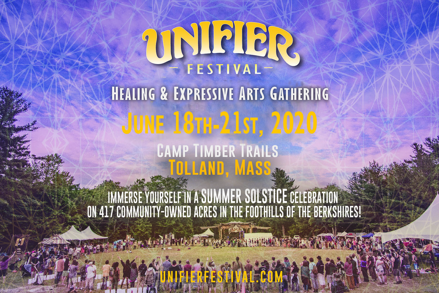 Tickets for Unifier2020 in Tolland from BrightStar Live Events