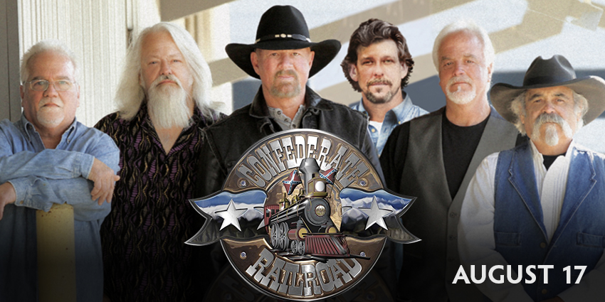 Tickets for Confederate Railroad in Colorado Springs from ShowClix