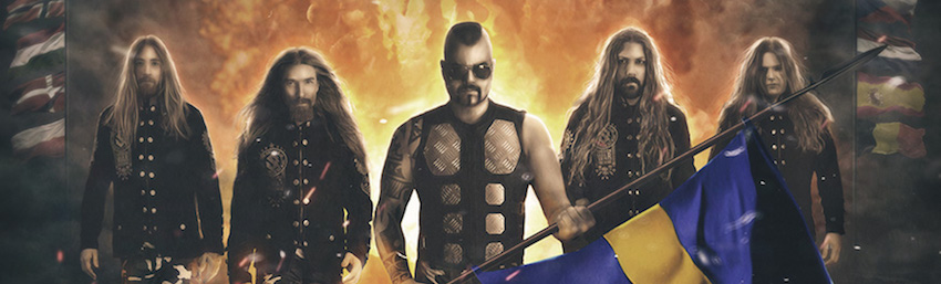 Tickets for Sabaton in Budapest from FUNCODE