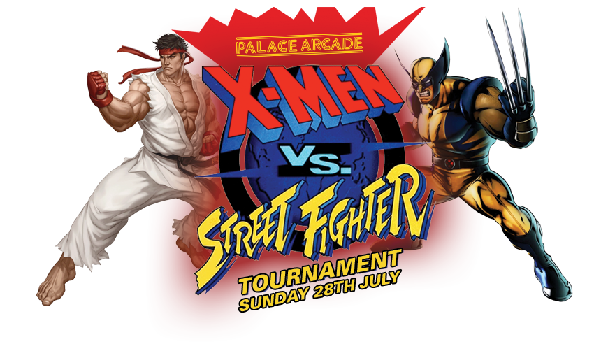 Tickets for X-MEN vs Street Fighter Tournament in Northbridge from Ticketbooth