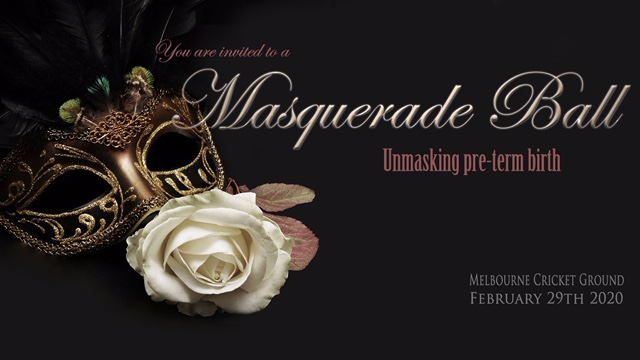 Tickets for WIRF Masquerade Ball 2020 in Richmond from Ticketbooth
