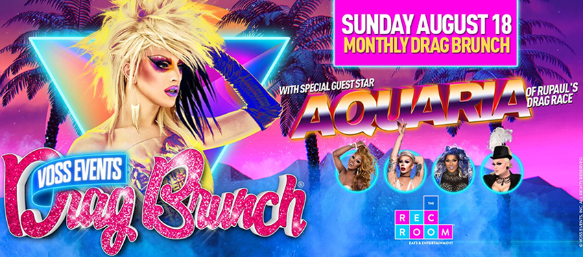 Tickets for Drag Brunch with Aquaria in Toronto from Ticketwise