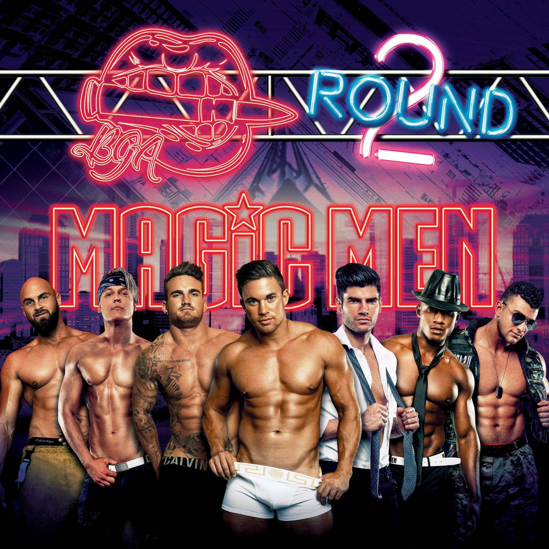 Tickets for BGA/MAGIC MEN PRE PARTY @ SEXPO in Brisbane from Ticketbooth