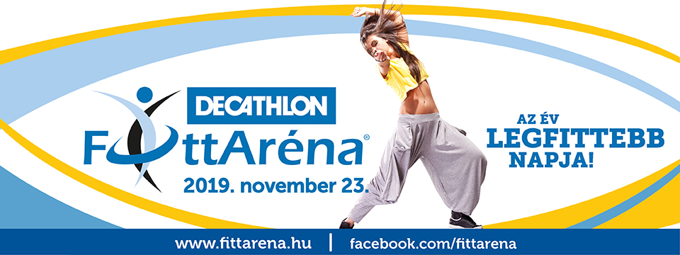 Tickets for 14. DECATHLON FittAréna in Budapest from FUNCODE
