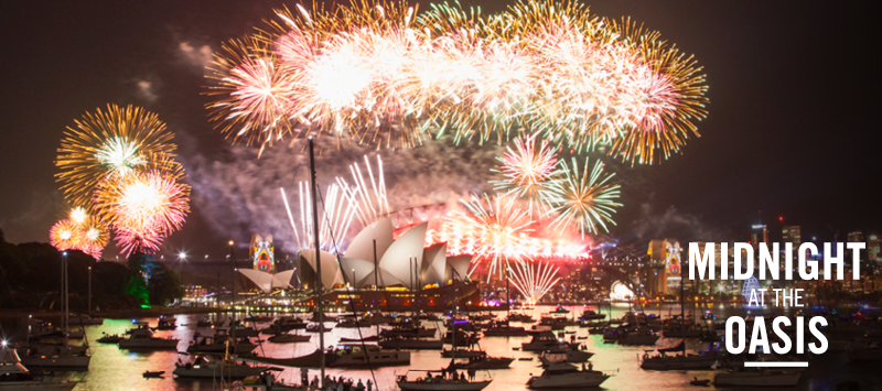 Tickets for NYE 2019 - Midnight At The Oasis in Sydney from Ticketbooth