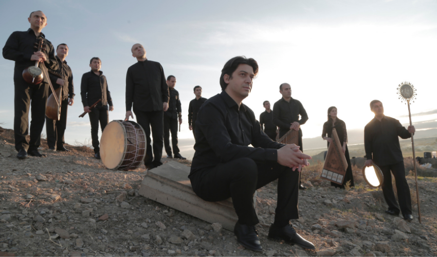 Tickets for AGBU Performing Arts Presents Gurdjieff Ensemble in Pasadena from ShowClix