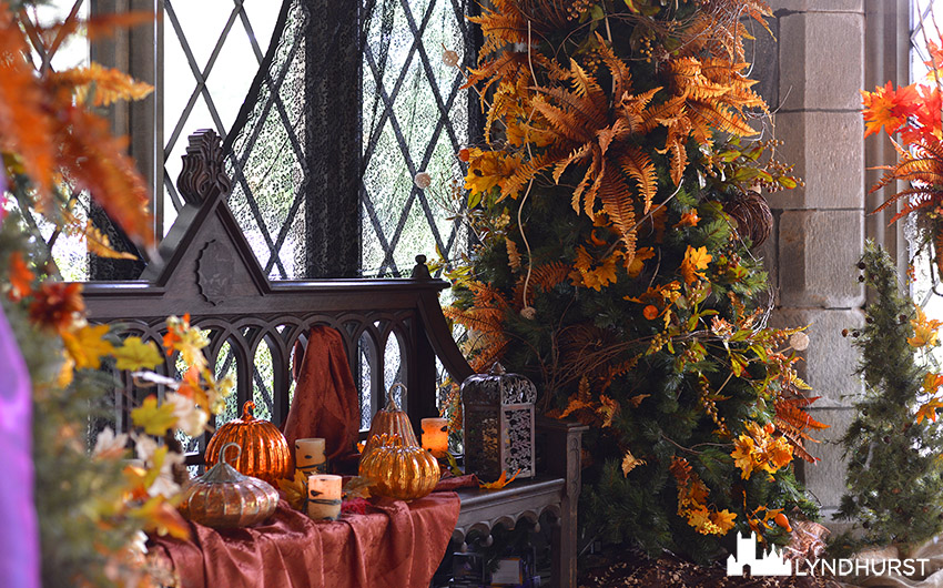 Tickets for Classic Mansion Tour with Autumnal Decor 2019 in Tarrytown from ShowClix