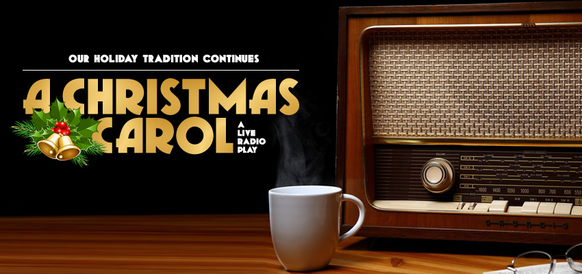 Tickets for A Christmas Carol: A Live Radio Play in Toronto from Ticketwise