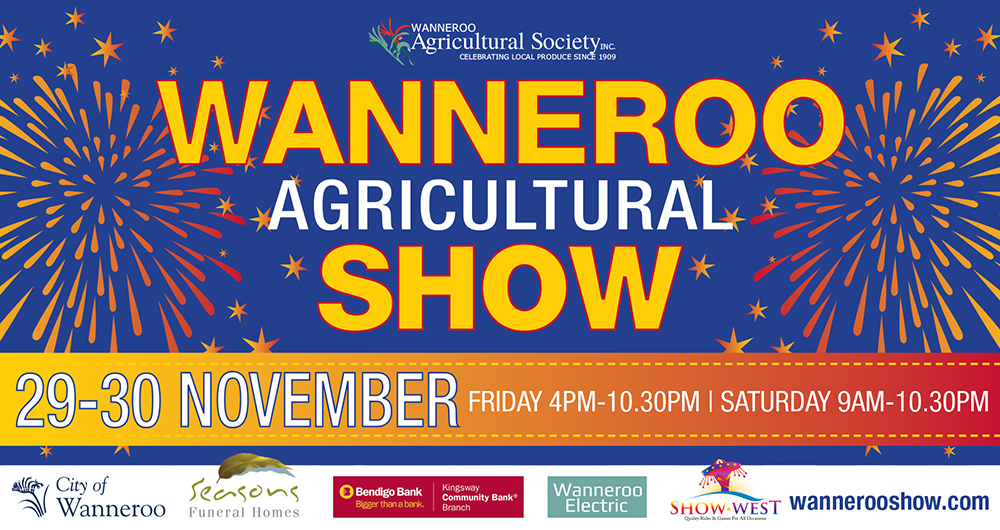 Tickets for Wanneroo Agricultural Show in Wanneroo from Ticketbooth