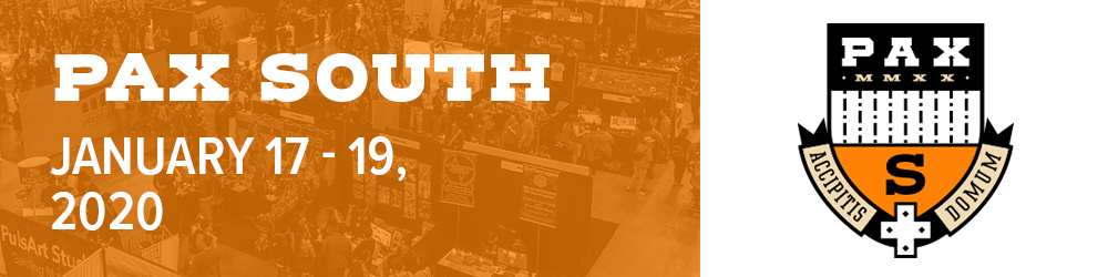 Find tickets from PAX South