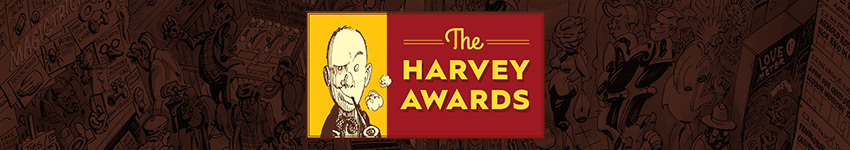 Application for Harvey Awards Voting @ NYCC 2019 in New York from ShowClix