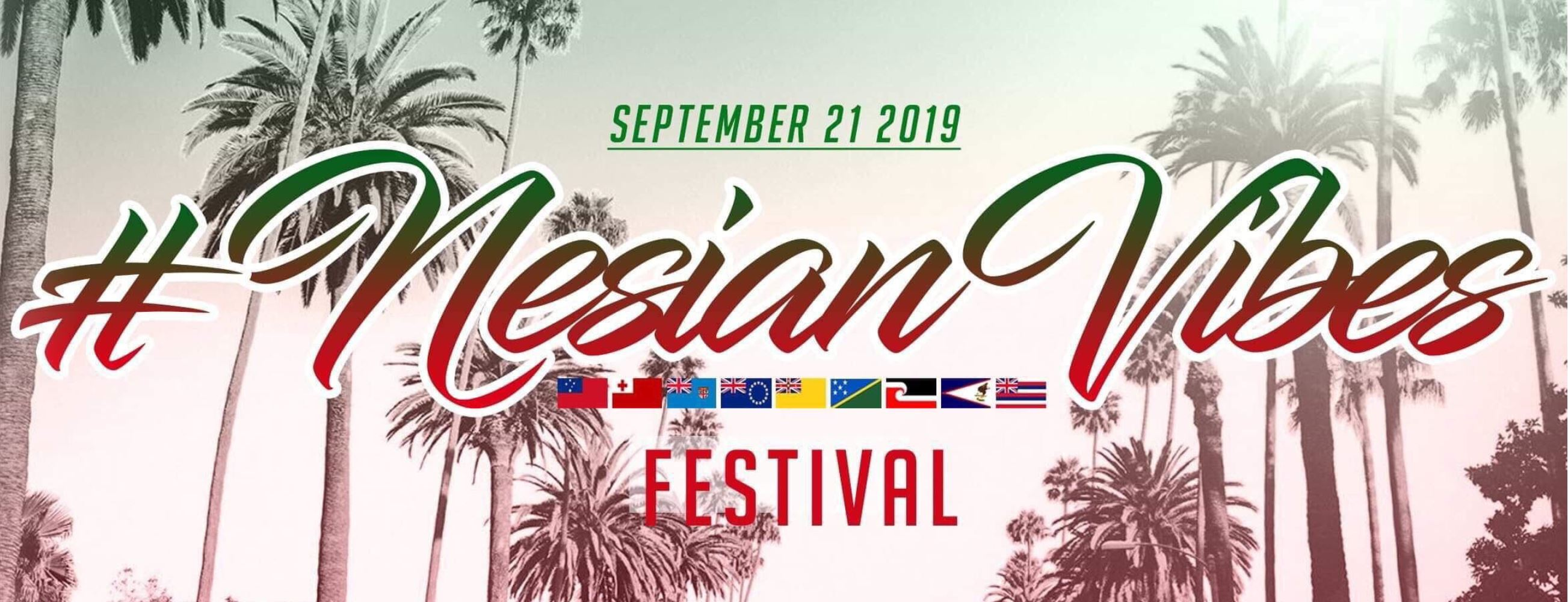 Tickets for NESIAN VIBES FESTIVAL - Auckland in Auckland from Ticketspace