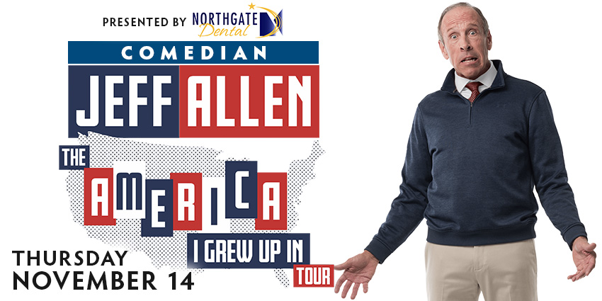 Tickets for Jeff Allen in Colorado Springs from ShowClix