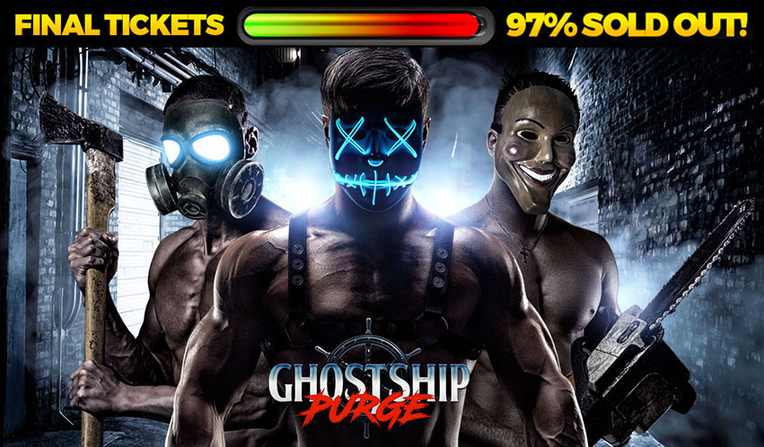 Tickets for GHOSTSHIP | Halloween NYC | DJ Phil Romano in New York from ShowClix