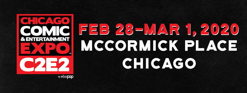 Application for C2E2 2020 Professional Registration in Chicago from ShowClix