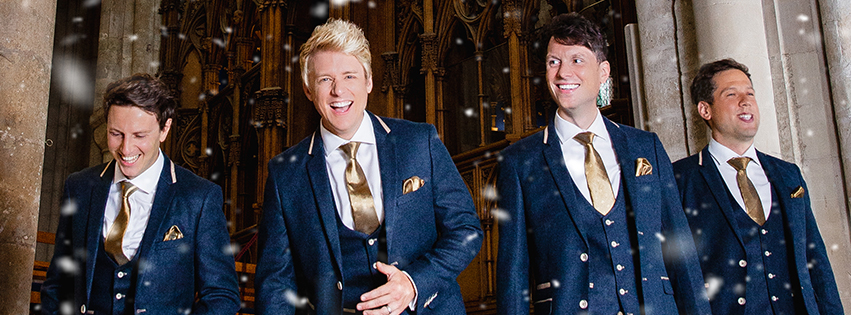 Tickets for G4 Christmas – St Botolph's Church Boston 2020 in Boston from Ticketbooth Europe