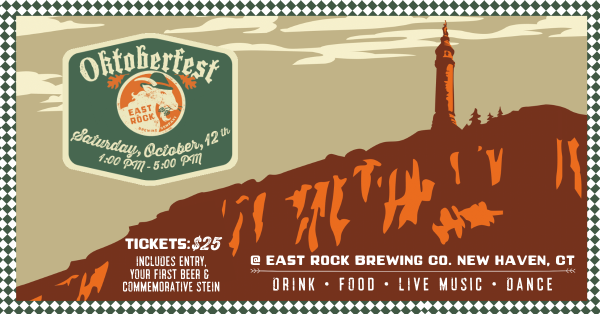 Tickets for East Rock Brewing Company Oktoberfest in New Haven from BeerFests.com