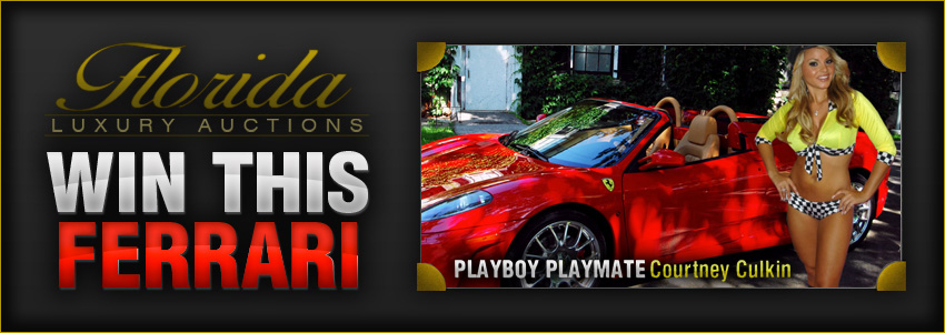 Tickets for Playboy Playmate Ferrari Raffle in Ft. Lauderdale from ShowClix