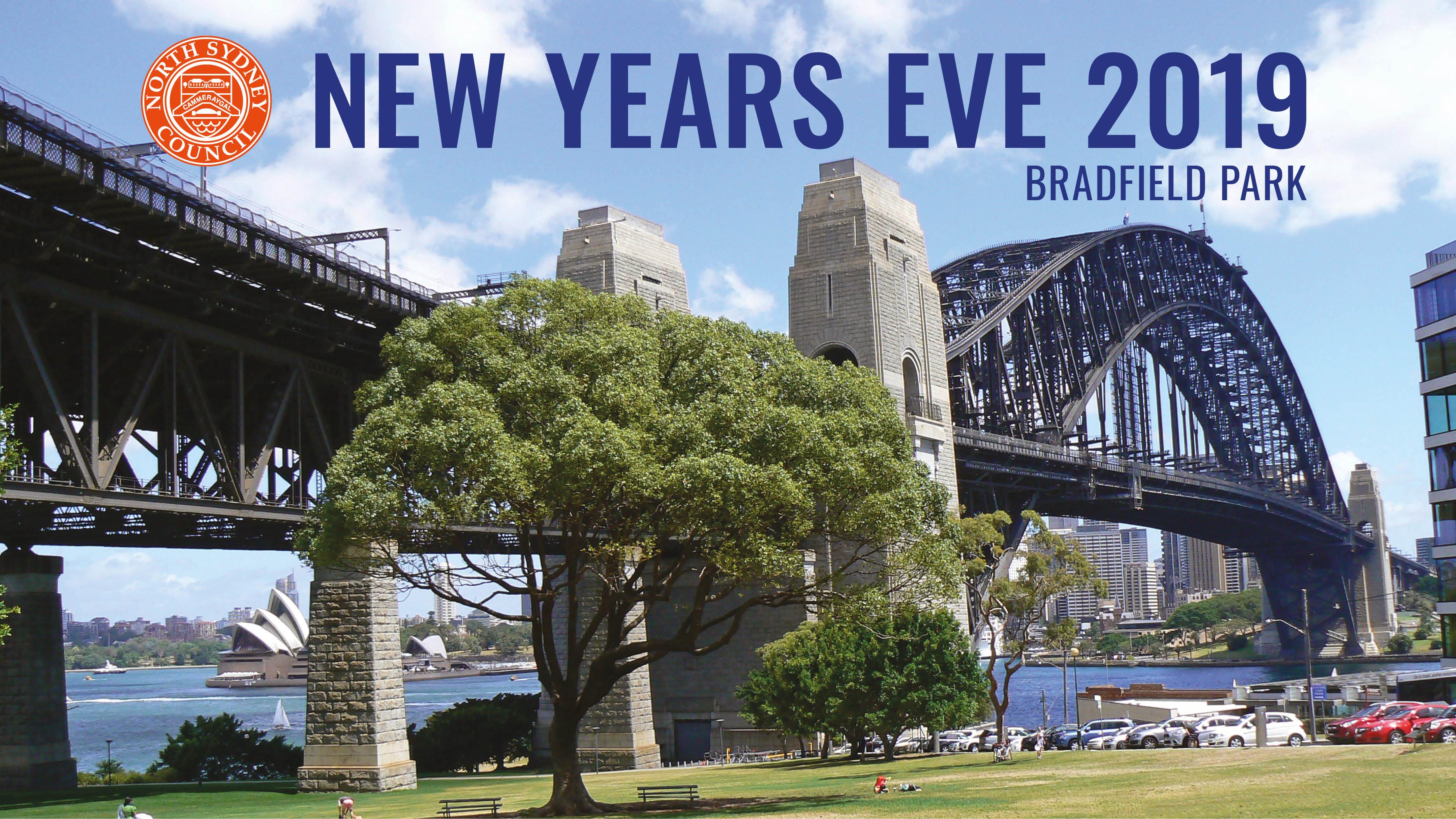 Tickets for New Years Eve at Bradfield Park in North Sydney from Ticketbooth