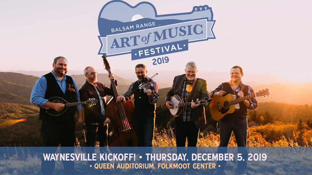 Tickets for Balsam Range Art of Music Festival Kickoff in Waynesville from ShowClix