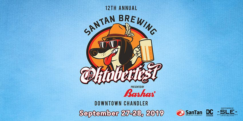 Find tickets from SanTan Oktoberfest