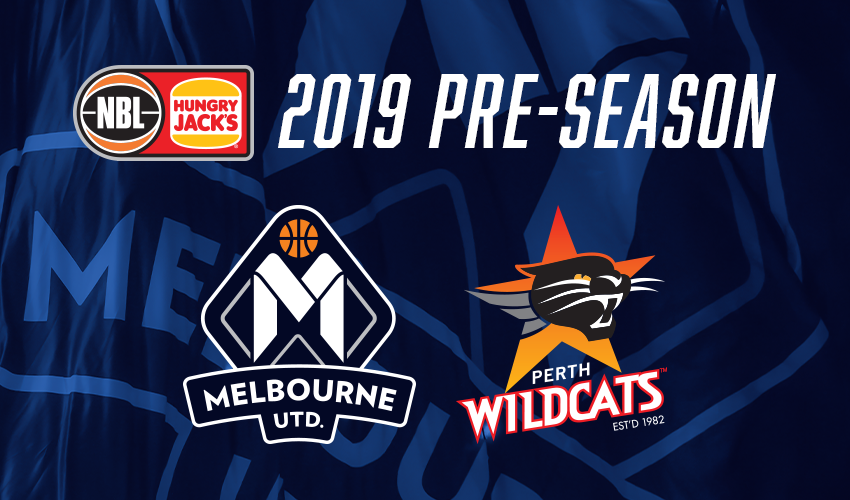 Tickets for NBL Melbourne United VS Perth Wildcats in North Geelong from Geelong Australia