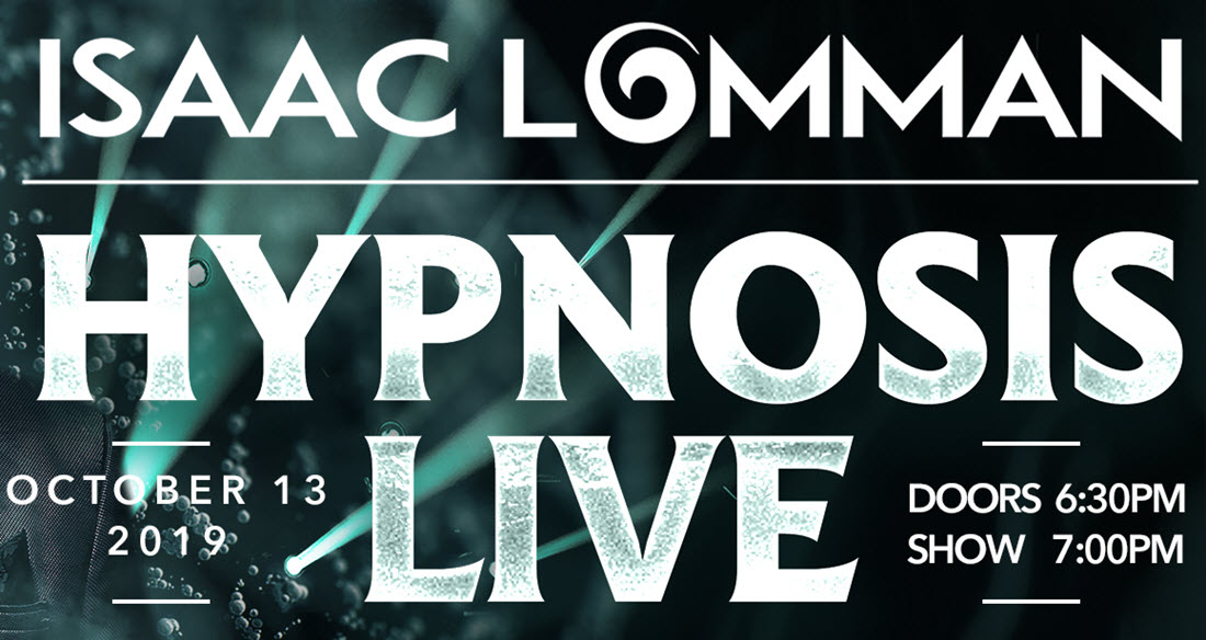Tickets for Hypnosis [LIVE] - Isaac Lomman in Murray Bridge from Ticketbooth