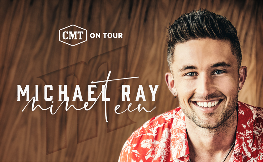 Tickets for Michael Ray VIP at Bourbon Theatre in Lincoln from Warner Music Group
