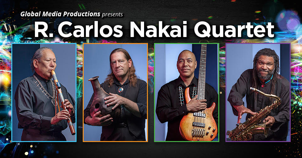 Tickets for R. Carlos Nakai Quartet in Lihue from BrightStar Live Events