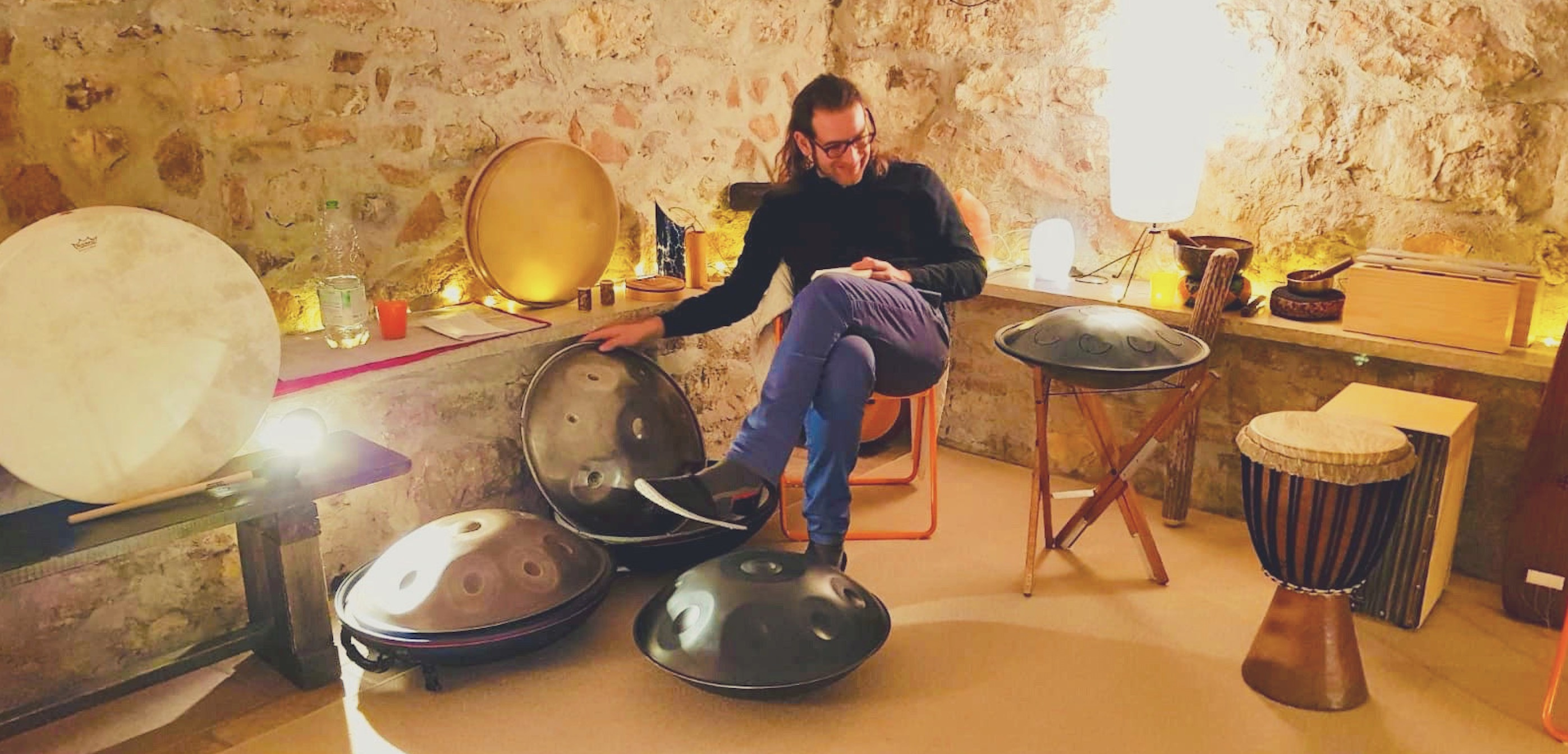Tickets for Rhythm & Flow Handpan Workshop Series in Kihei from BrightStar Live Events