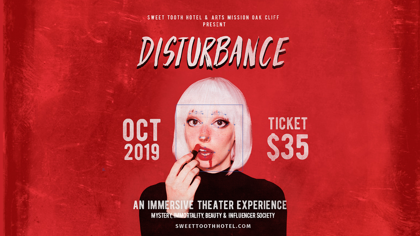 Tickets for Disturbance - An Immersive Theatrical Experience  in Dallas from ShowClix