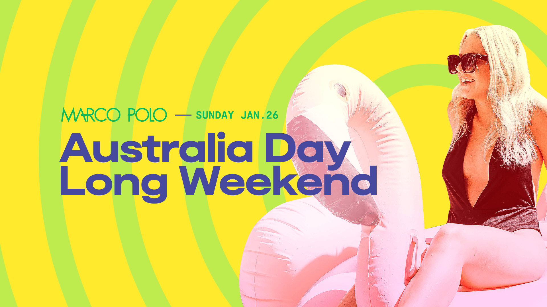 Tickets for Marco Polo | Australia Day Long Weekend in Sydney from Merivale