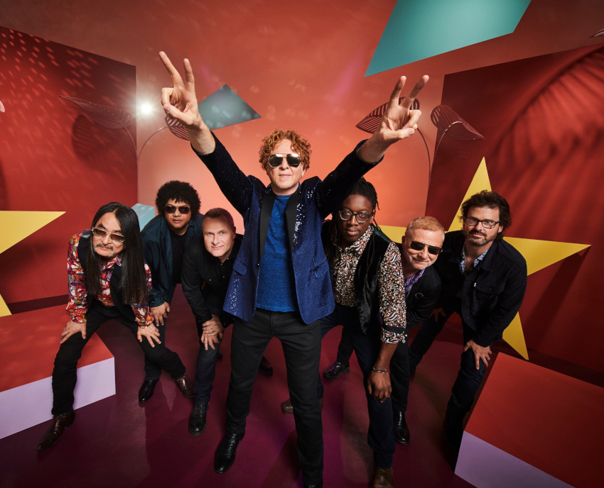 Tickets for Simply Red in Budapest from FUNCODE