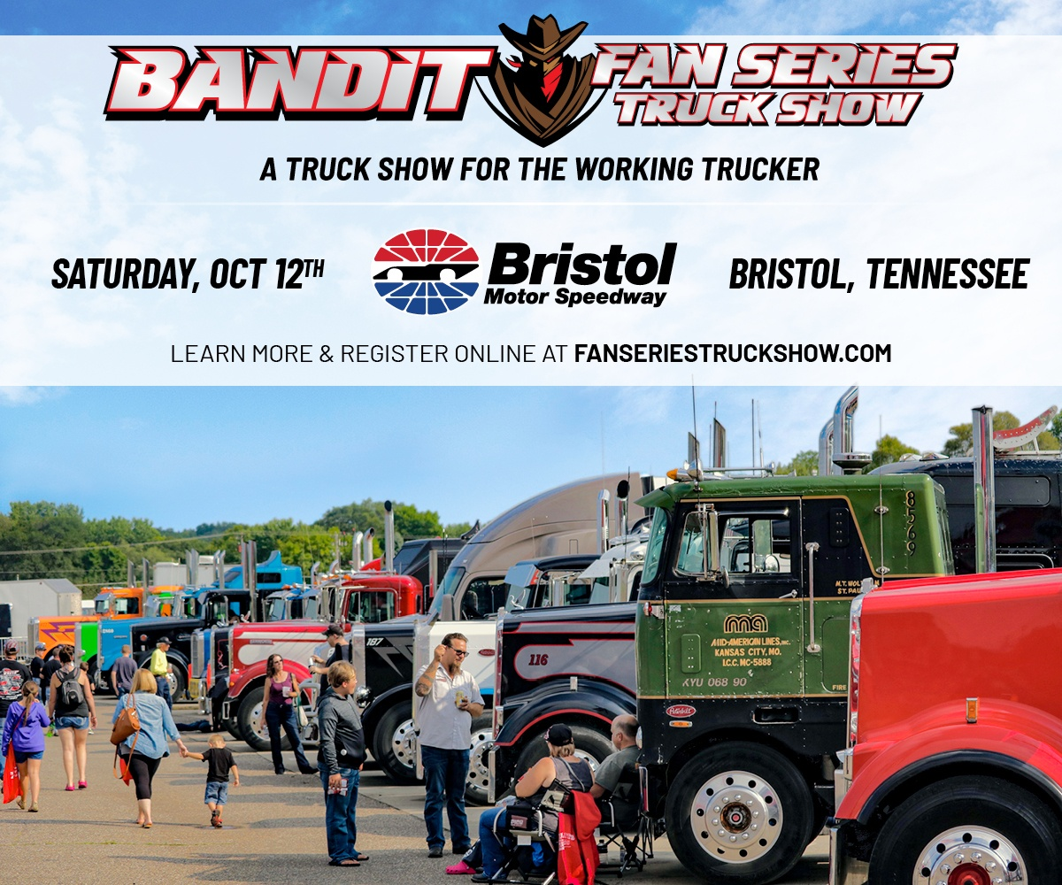 Tickets for Fan Series Truck Show - Bristol, TN in Bristol from ShowClix