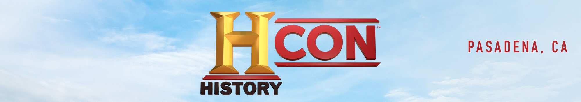 Tickets for HISTORYCon in Pasadena from ShowClix