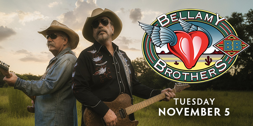 Tickets for Bellamy Brothers in Colorado Springs from ShowClix
