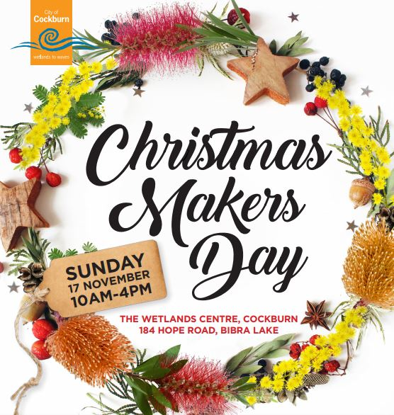 Tickets for Christmas Makers Day - Furoshiki Wrapping in Bibra Lake from Ticketbooth