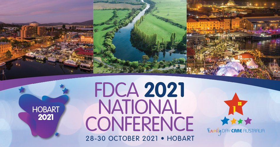 Tickets for FDCA 2021 National Conference in Hobart from Ticketbooth