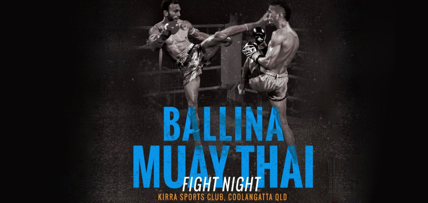 Tickets for Ballina Fight Challenge in Coolangatta from Ticketbooth