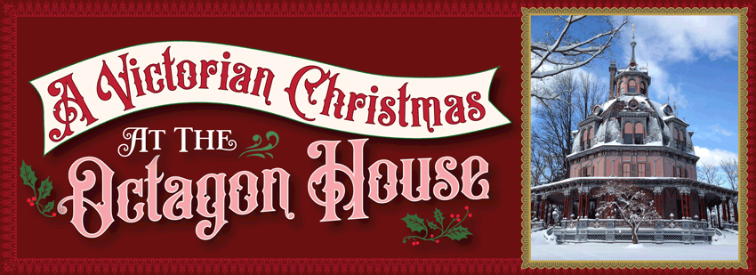 Tickets for A Victorian Christmas at The Octagon House in Irvington from ShowClix